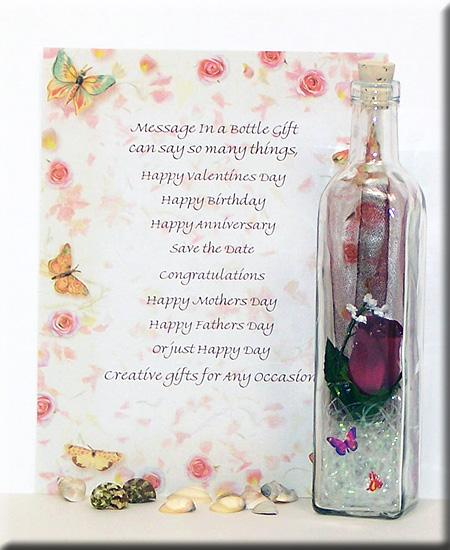 Wedding Invitation In A Bottle Wording New Wedding – Message in a Bottle Birthday Invitations