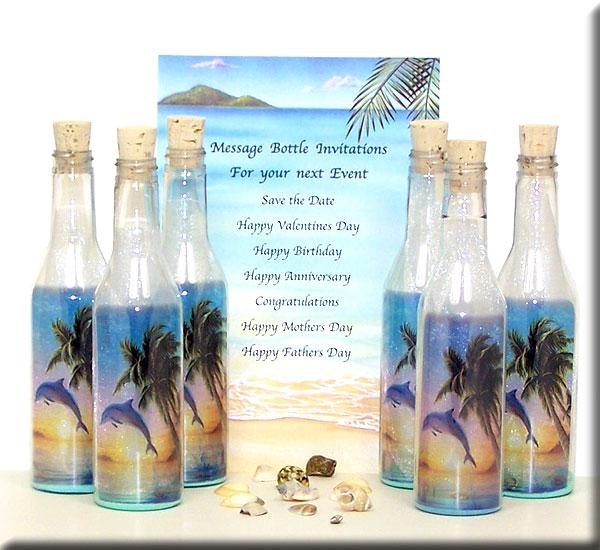 Message in a Bottle | Romantic Gift Ideas | Wedding ...